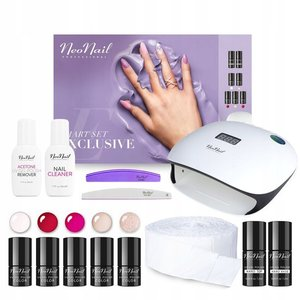 NeoNail Smart Set Exclusive (paarse box)